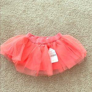 Gymboree baby girl pink tutu size 3-6m